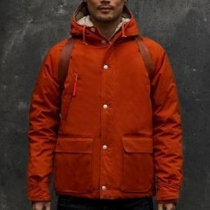 Holubar Short Hunter Jacket Tumma oranssi S