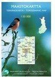 Hossa maastokartta 1:50 000 2007