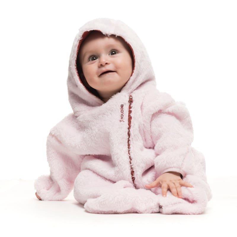 Houdini Baby Highluft Burrito 62 Barbeapapa Pink