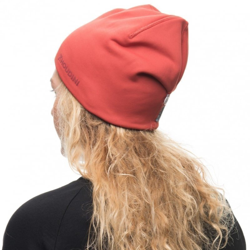 Houdini Button-down Hat S Burned Red