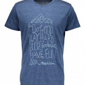 Houdini M Activist Message Tee T-Paita