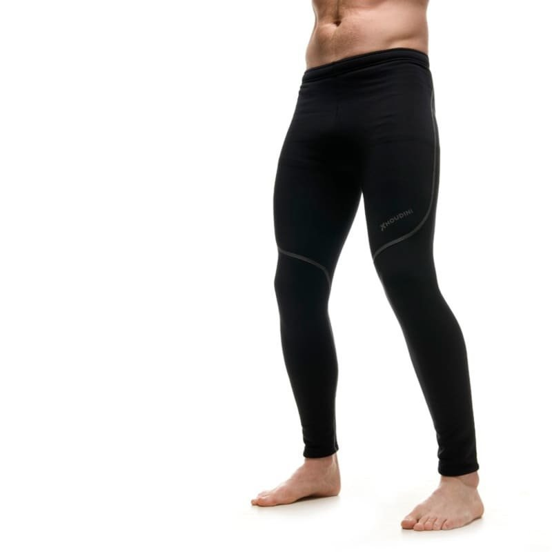 Houdini Men's Long Power Tights XXL True Black