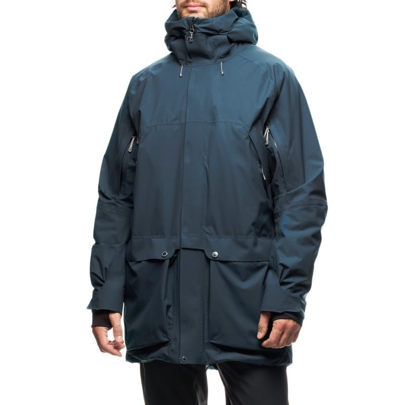 Houdini Men's Spheric Parka XL Rider Blue