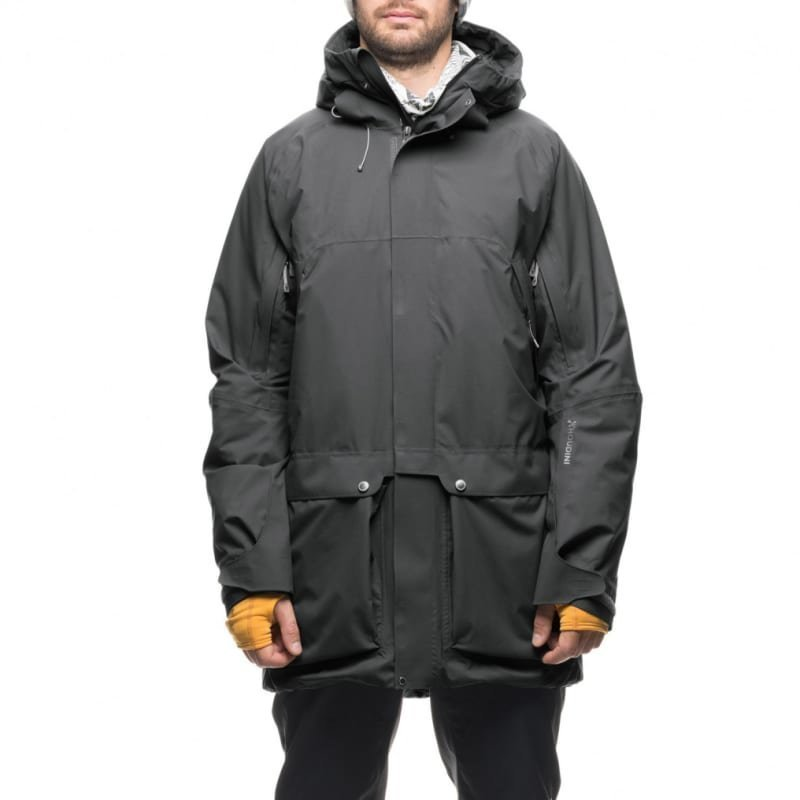 Houdini Men's Spheric Parka XL True Black