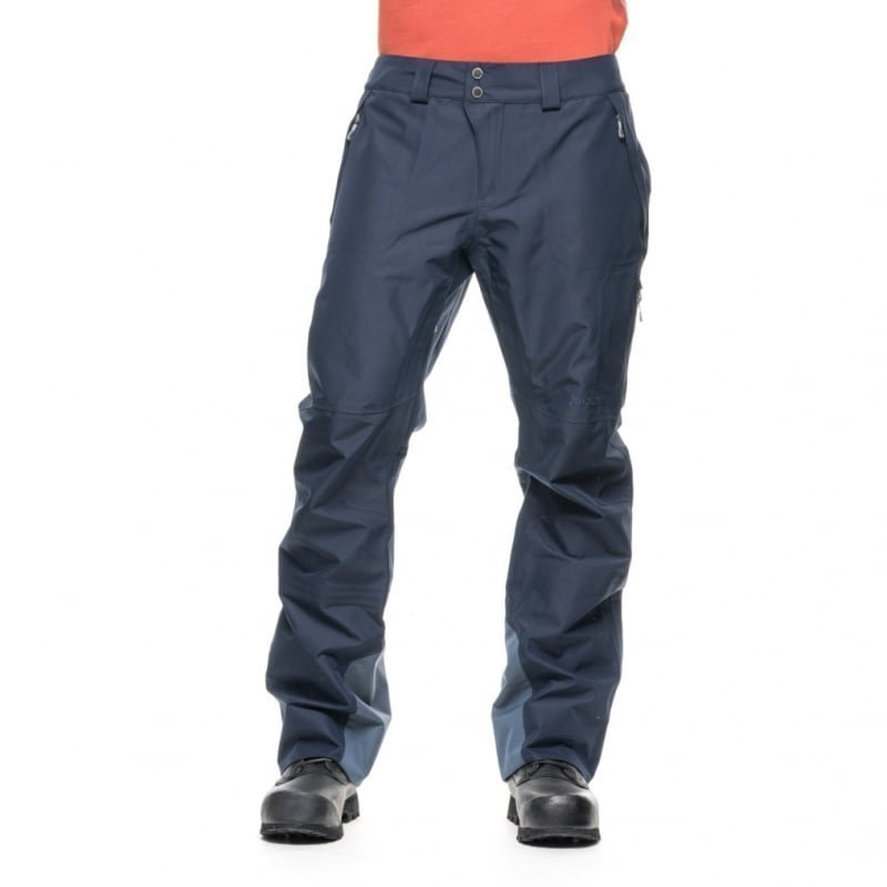 Houdini M's Corner Pants M Blue Illusion