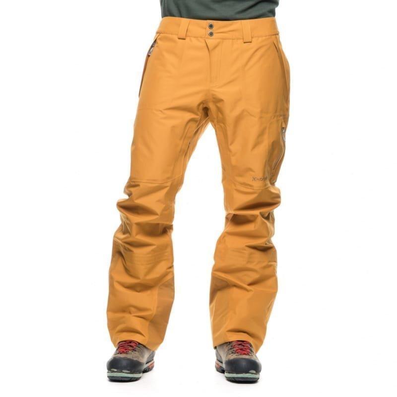 Houdini M's Corner Pants M Donovan Yellow