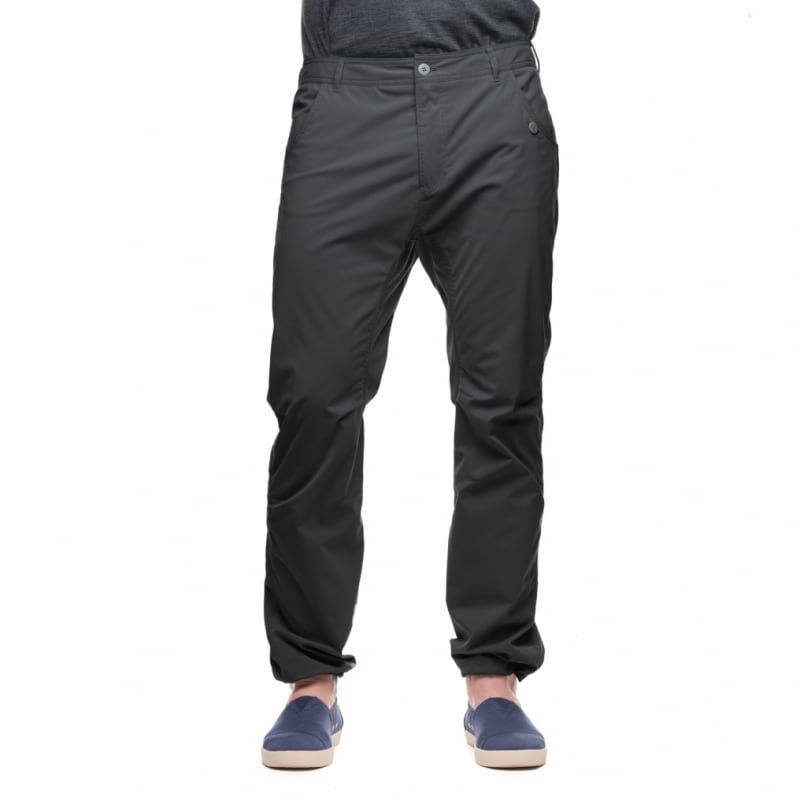Houdini M's Thrill Twill Pants S Rock Black