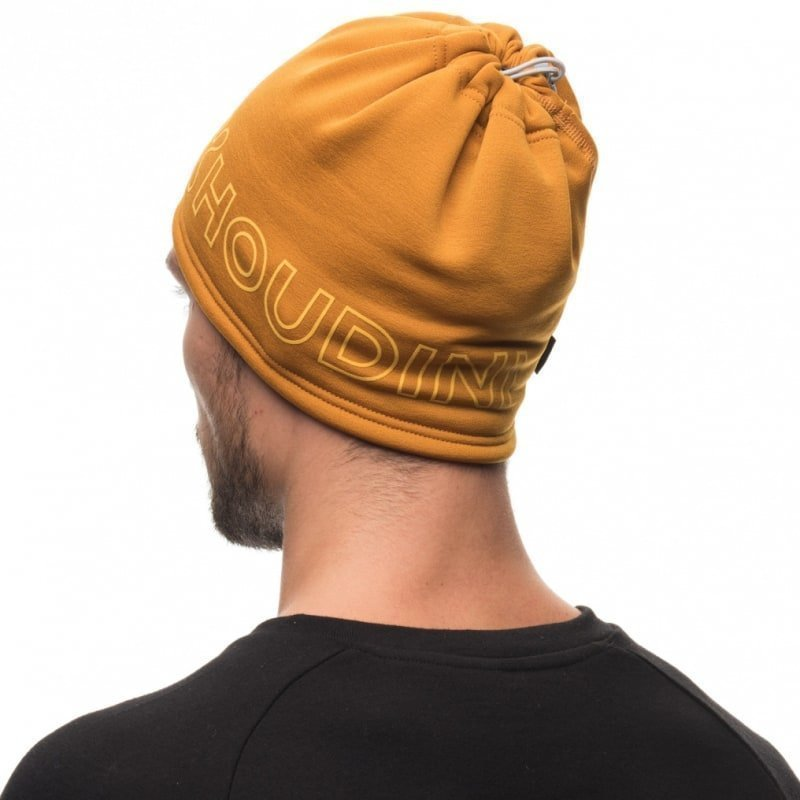 Houdini Power Hat L Donovan Yellow