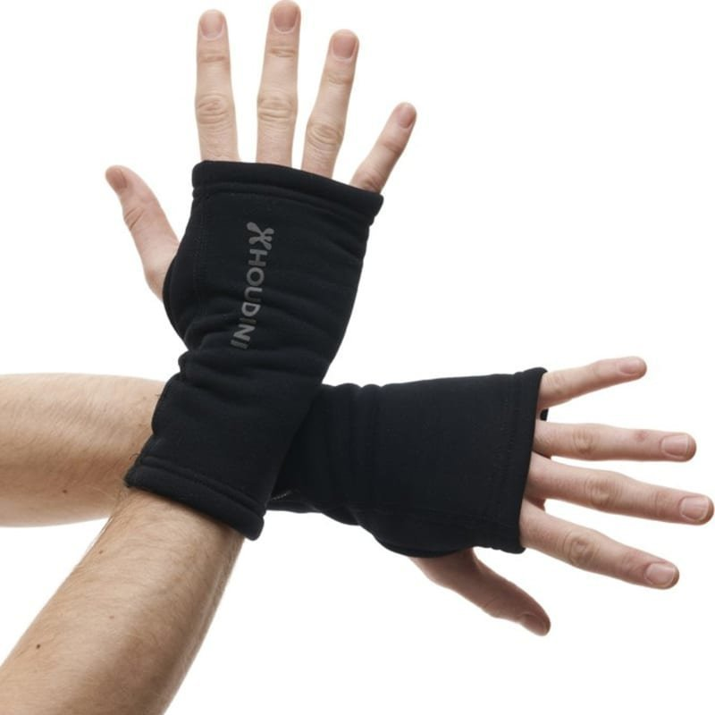 Houdini Power Wrist Gaiters M True Black