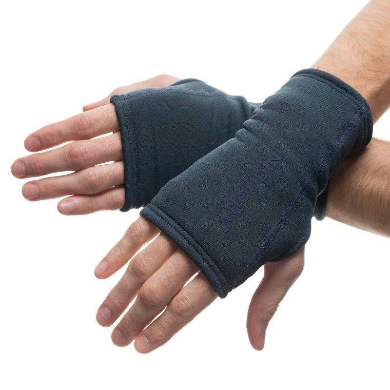 Houdini Power Wrist Gaiters S Beyond Blue