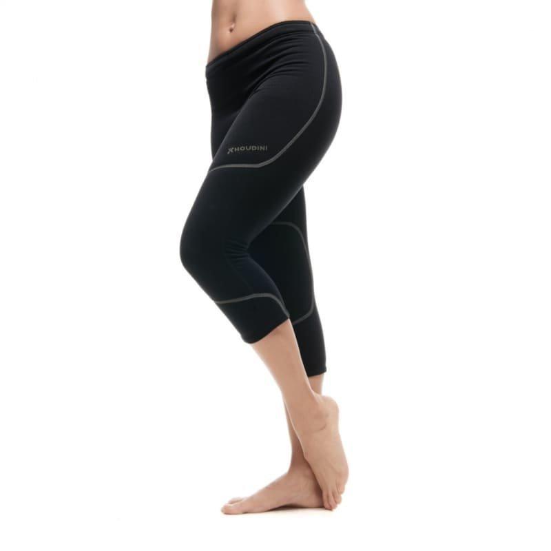 Houdini Women's Drop Knee Power Tights L True Black