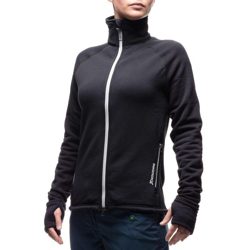 Houdini Women's Power Jacket XL True Black/Shadow Grey