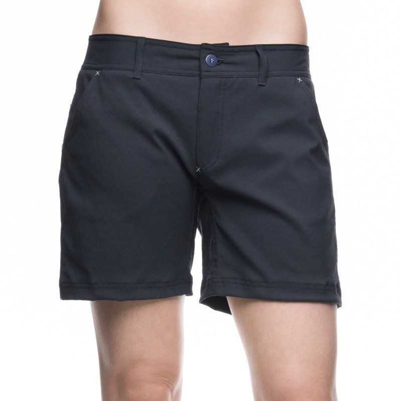 Houdini W's Action Twill Shorts L Cosmos
