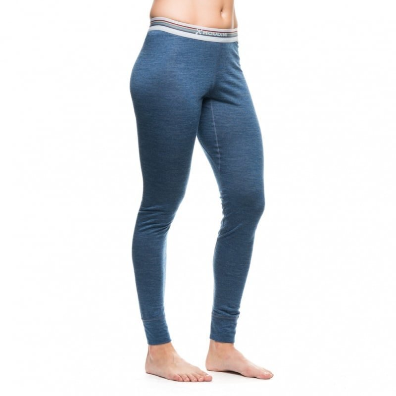 Houdini W's Activist Tights M Blue Steel