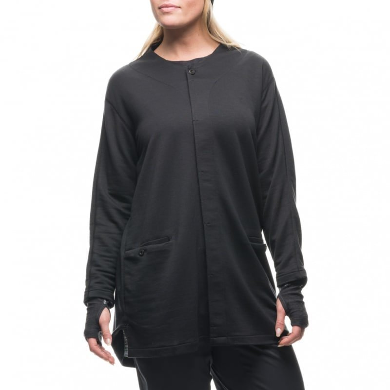 Houdini W's Log Tunic L True Black