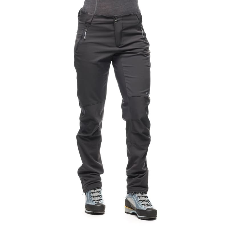 Houdini W's Motion Pants L Rock Black