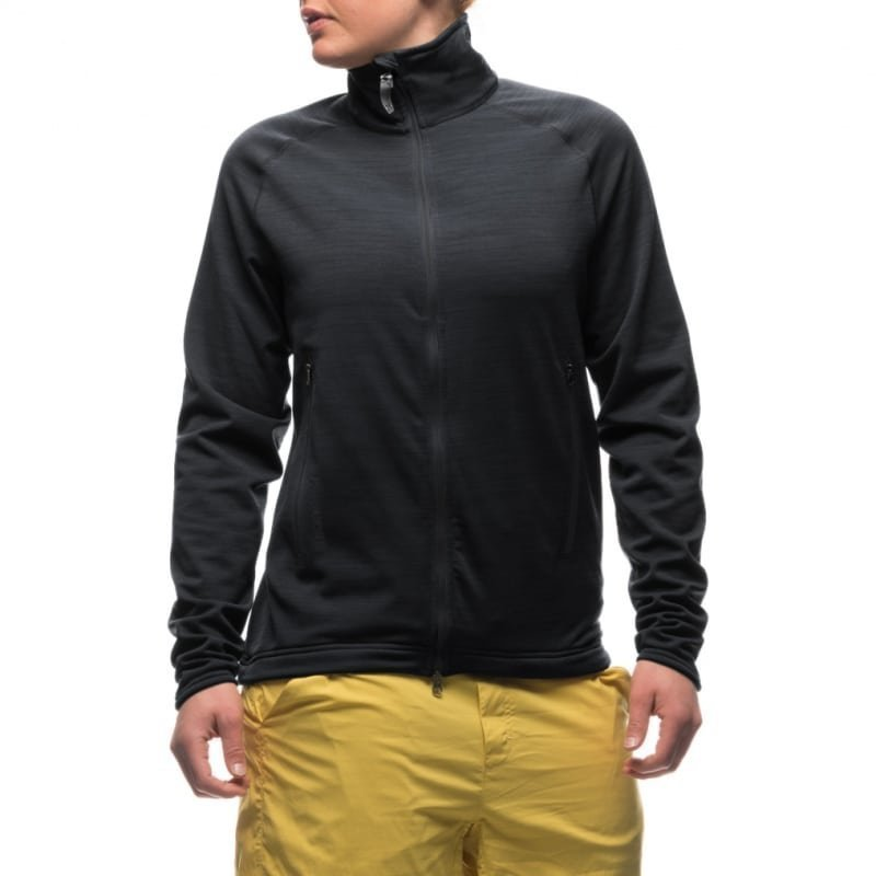 Houdini W's Outright Jacket M True Black Heather