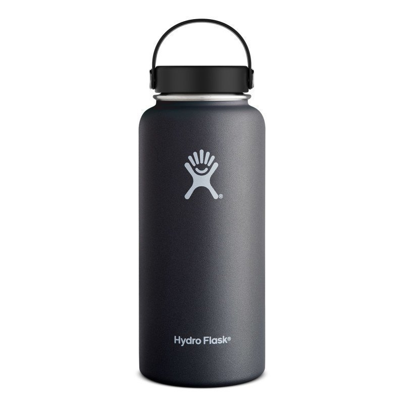 Hydroflask HF Wide Mouth 32oz (946ml) 55 Black