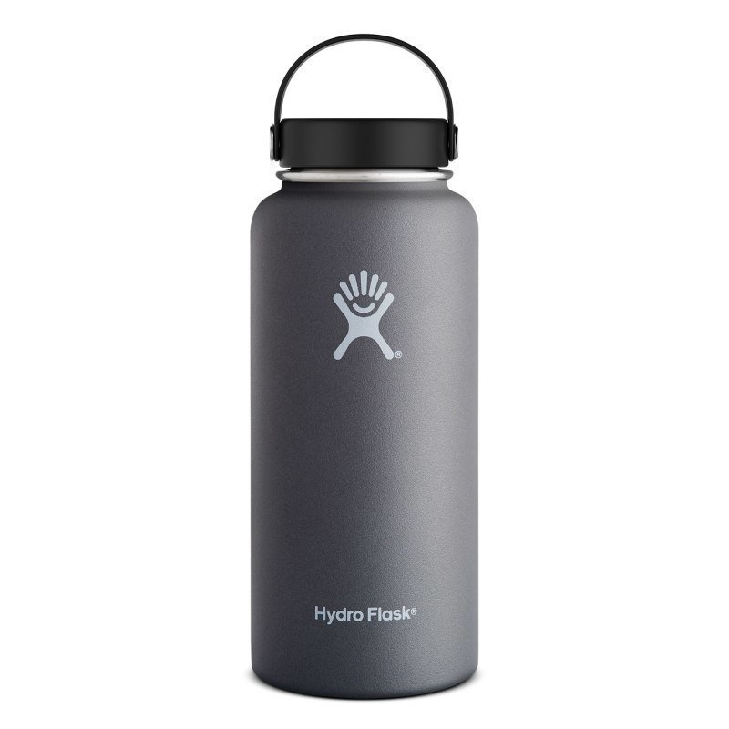 Hydroflask HF Wide Mouth 32oz (946ml) 55 Graphite