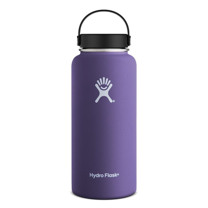Hydroflask HF Wide Mouth 32oz (946ml) 55 Plum