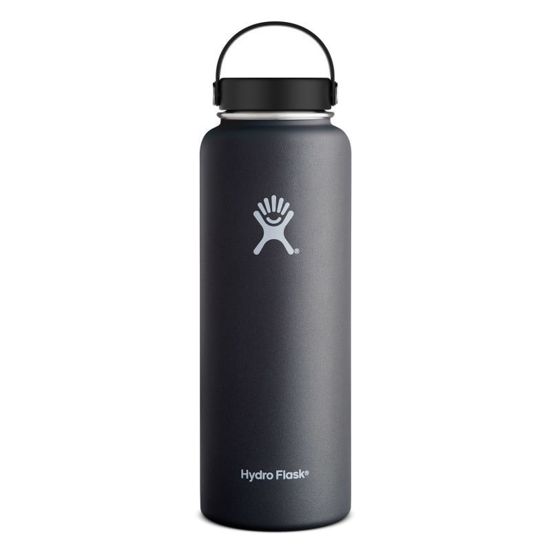 Hydroflask HF Wide Mouth 40oz (1180ml) 55 Black