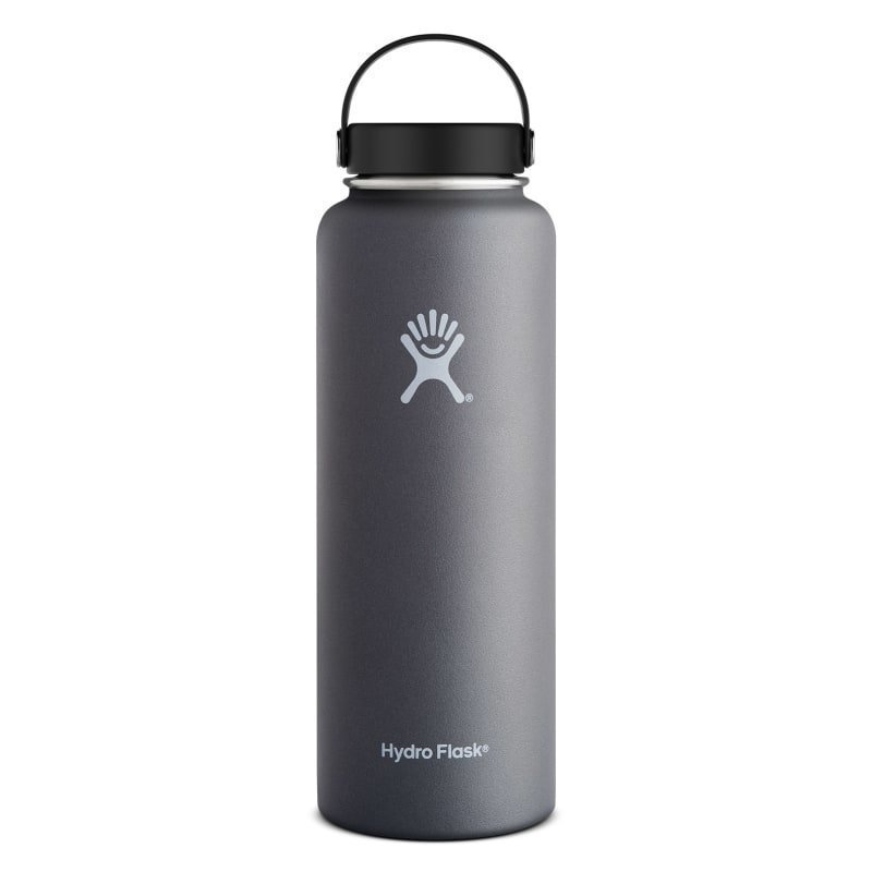 Hydroflask HF Wide Mouth 40oz (1180ml) 55 Graphite