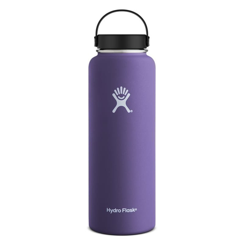 Hydroflask HF Wide Mouth 40oz (1180ml) 55 Plum