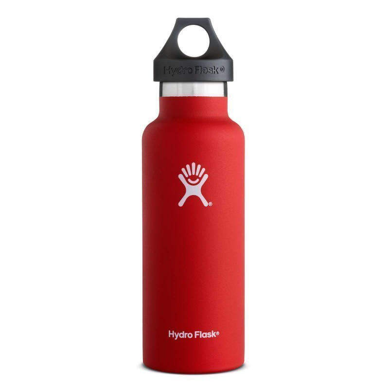 Hydroflask Standard Mouth 18oz (532ml) OneSize Lava