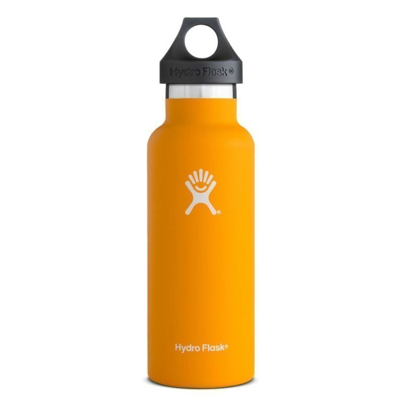 Hydroflask Standard Mouth 18oz (532ml) OneSize Mango