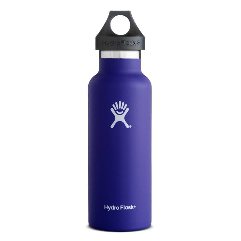 Hydroflask Standard Mouth 18oz (532ml) OneSize Plum