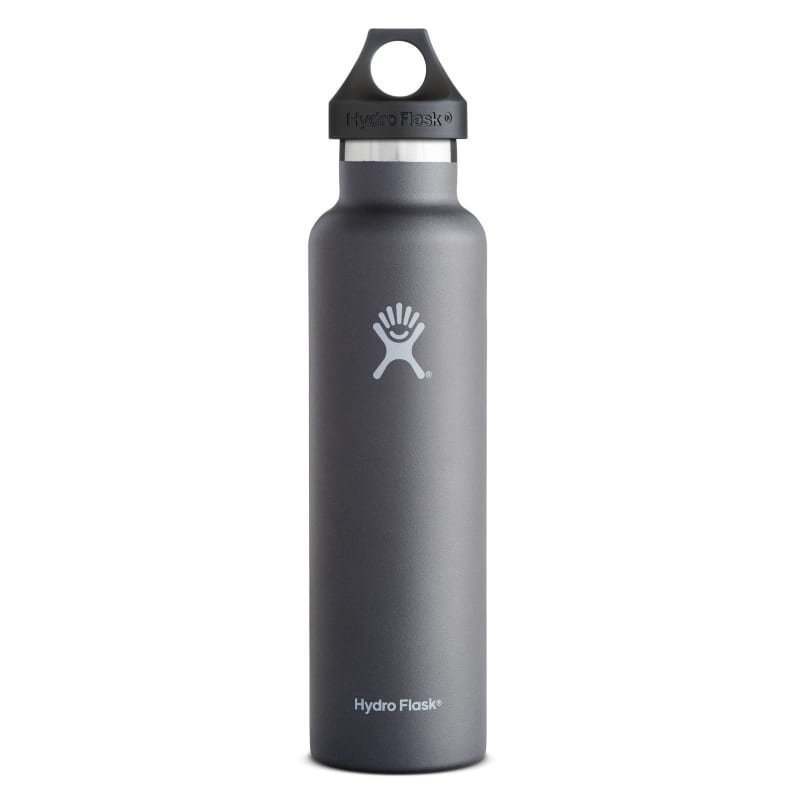 Hydroflask Standard Mouth 24oz (709ml) OneSize Graphite