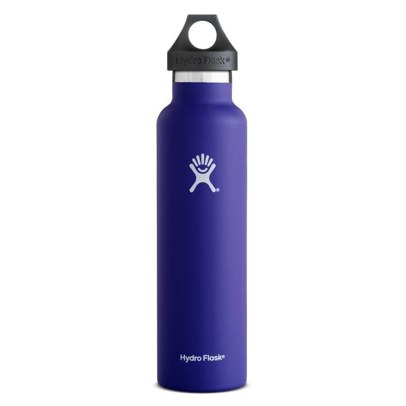 Hydroflask Standard Mouth 24oz (709ml) OneSize Plum