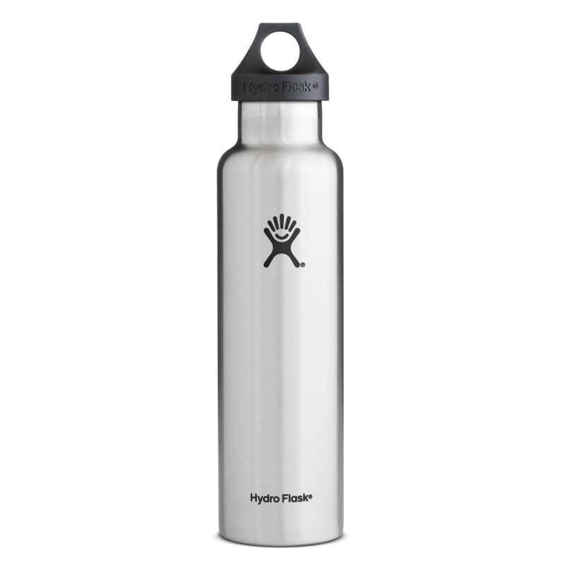 Hydroflask Standard Mouth 24oz (709ml) OneSize Stainless