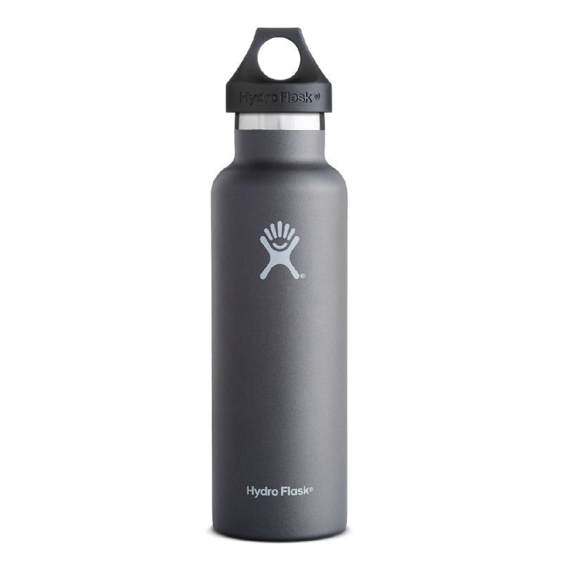 Hydroflask Standard Mouth Sport 21oz (621ml) 1SIZE Graphite