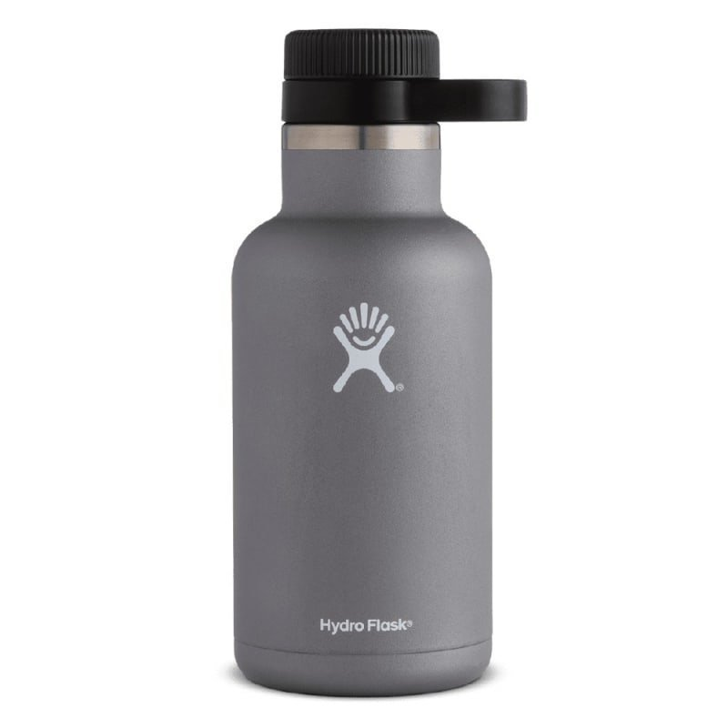 Hydroflask Wide Mouth Beer 64oz (1900ml) 1SIZE Graphite