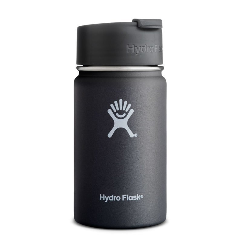 Hydroflask Wide Mouth Coffe 12oz (355ml) 1SIZE Black