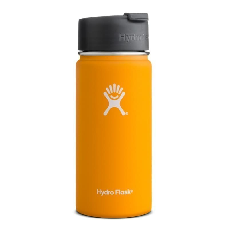 Hydroflask Wide Mouth Coffe 16oz (473ml) 1SIZE Mango