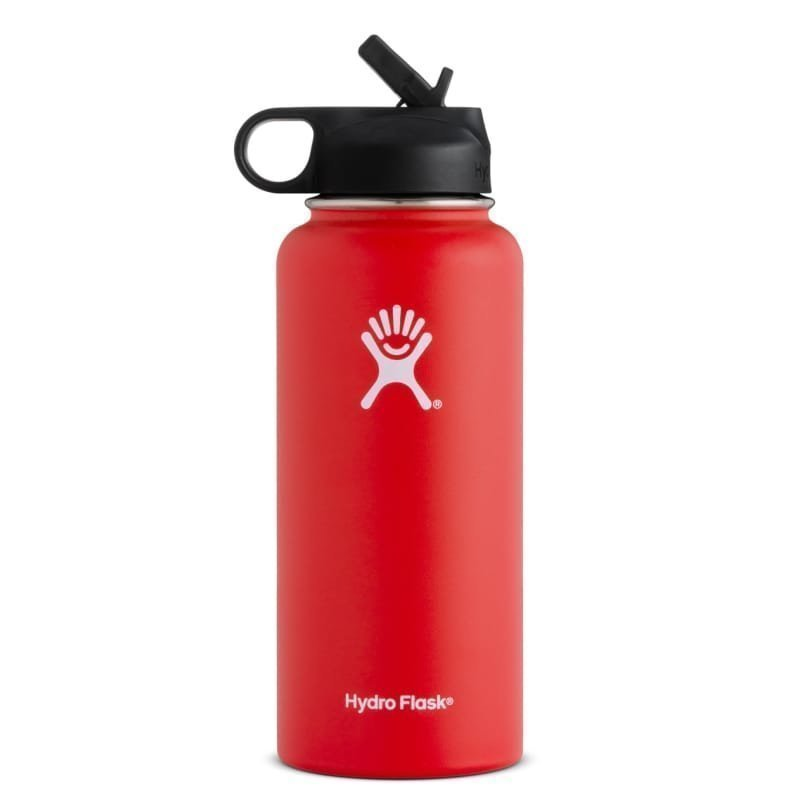Hydroflask Wide Mouth Straw 32oz (946ml) 1SIZE Lava