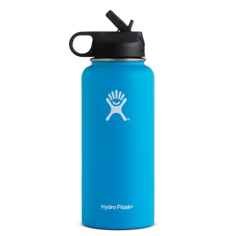 Hydroflask Wide Mouth Straw 32oz (946ml) 1SIZE Pacific