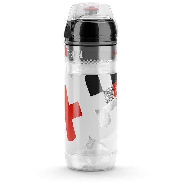 Iceberg Logo Red termosjuomapullo 500ml