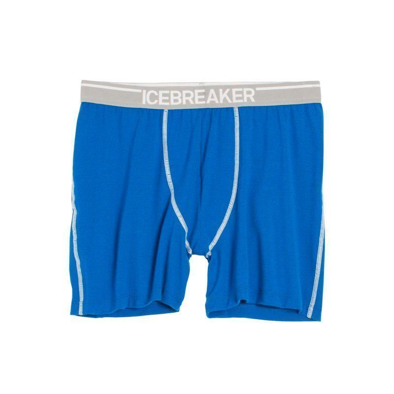 Icebreaker Men's Anatomica Boxers M Awesome/Lunar