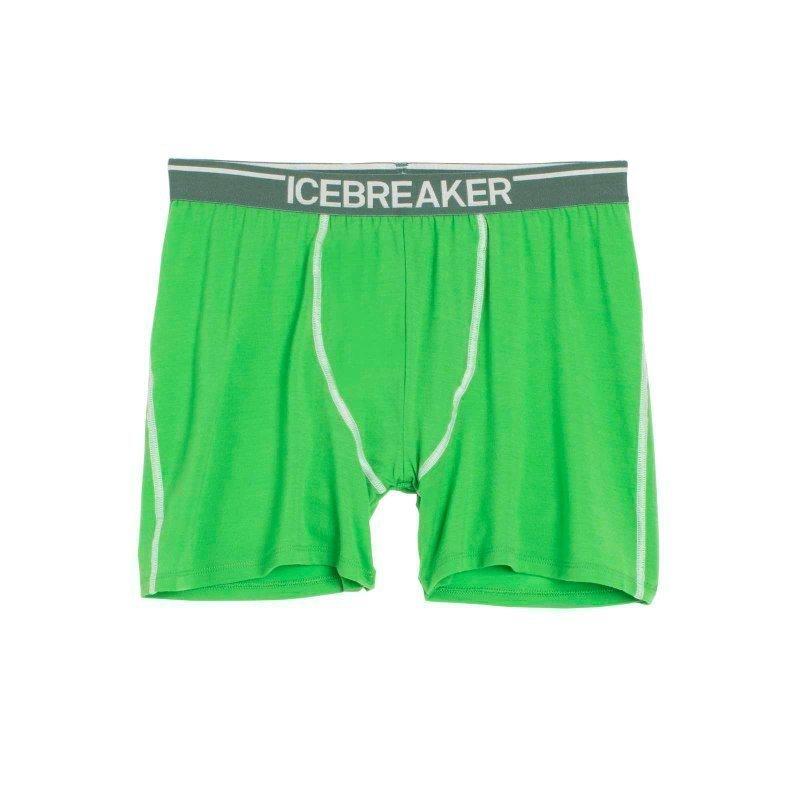 Icebreaker Men's Anatomica Boxers XL Balsam/Canoe