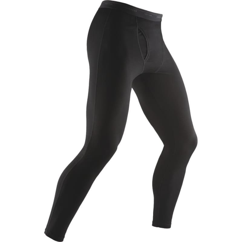 Icebreaker Men's Everyday Leggings with Fly XL Black