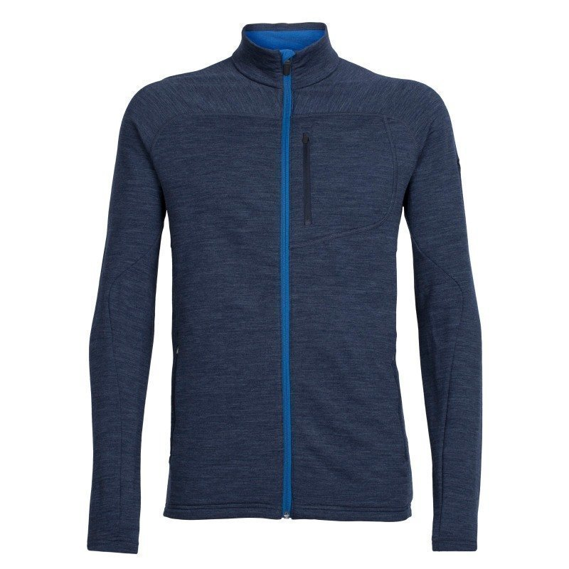 Icebreaker Men's MT Elliot LS Zip