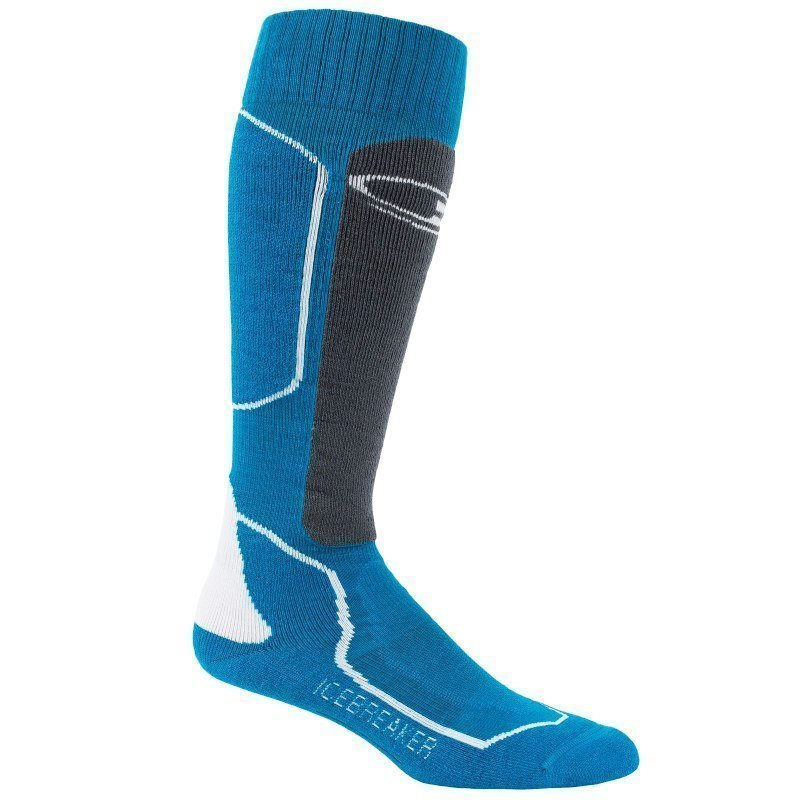 Icebreaker Men's Ski+ Medium OTC L Alpine/Monsoon/Snow