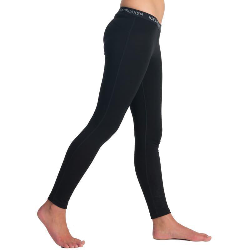 Icebreaker Women's Oasis Leggings L Black