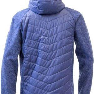 Inari Frans Hybrid Jacket Tummansininen XXL
