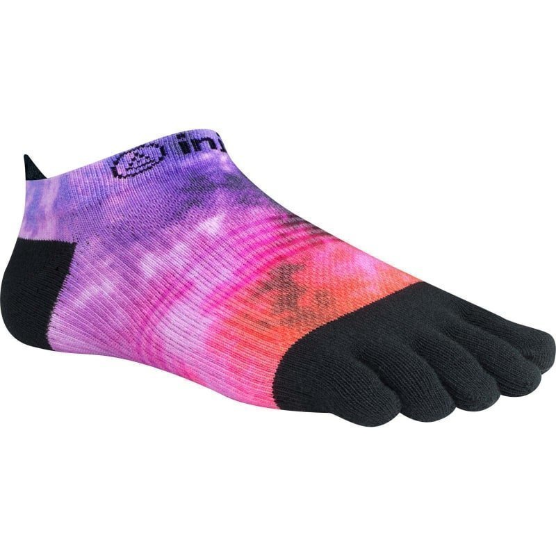Injinji Run Lightweight No Show Xlife XS/S Boysenberry