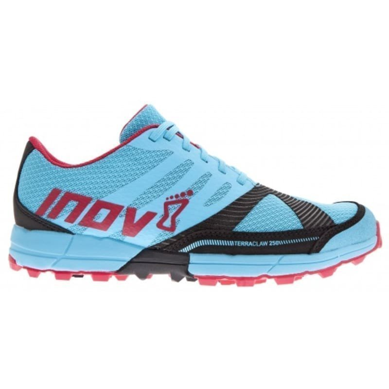 Inov8 Terraclaw 250 Women UK 4 BLUE/BERRY/BLACK