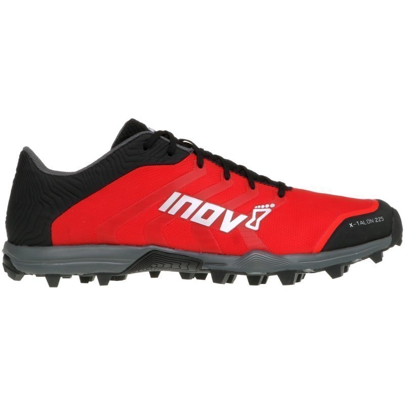 Inov8 X-Talon 225 UK 8/EU 42 Red/Black/Grey